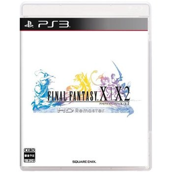 PS3 Final Fantasy X + X-2 HD Remaster