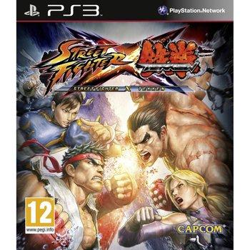 PS3 Street Fighter X Tekken kopen