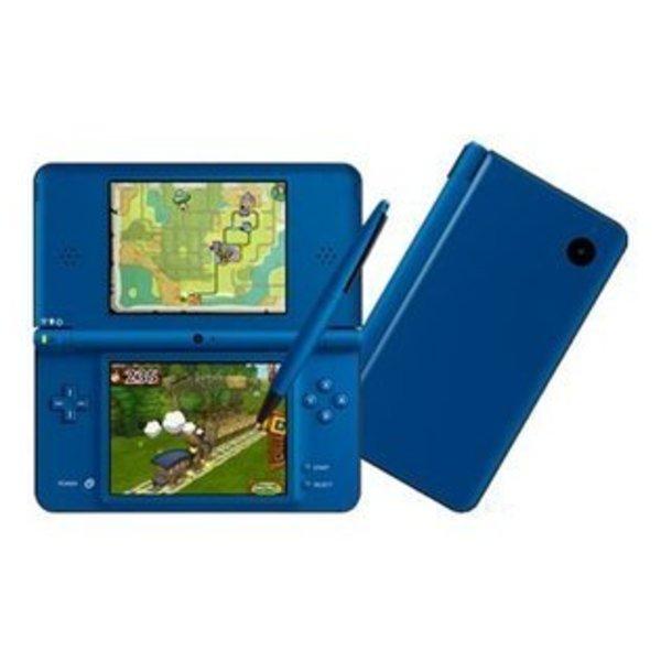 DS Used: Nintendo DSi XL - Midnight Blue