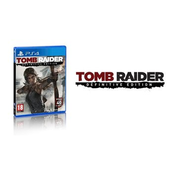 PS4 Tombraider Definitive Edition