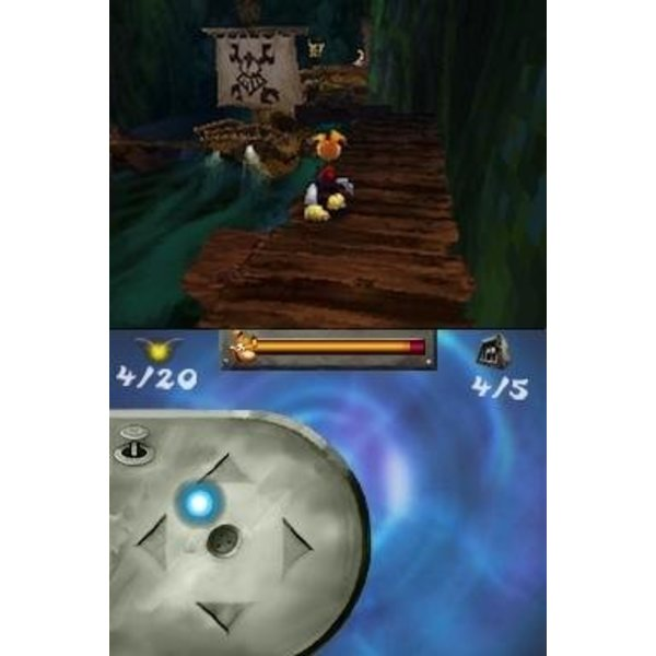 DS Used: Rayman