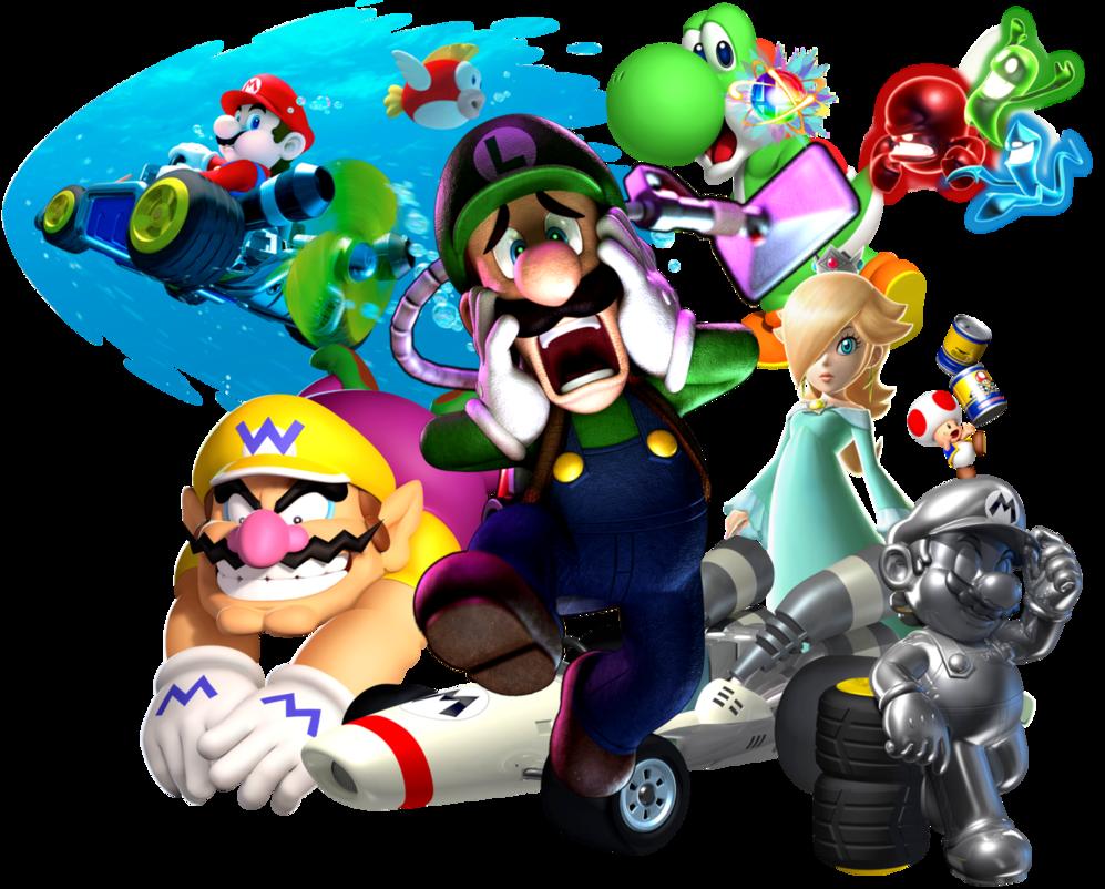 Mario Spelletjes kopen