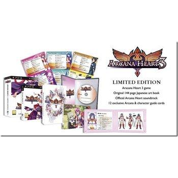 PS3 Arcana Heart 3 Limited Edition kopen