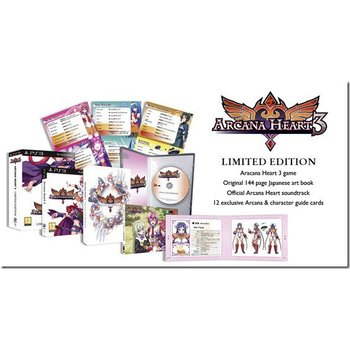 PS3 Arcana Heart 3 Limited Edition