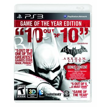 PS3 Batman Arkham City Game of the Year kopen