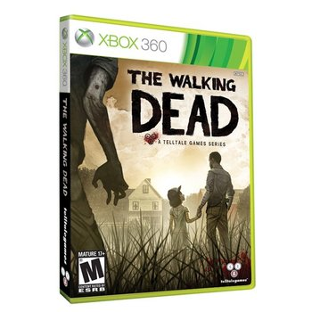 Xbox 360 The Walking Dead