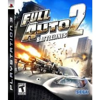 PS3 Full Auto 2 Battlelines