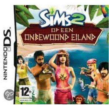 DS Sims 2 - Castaway