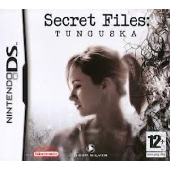 DS Secret Files Tunguska