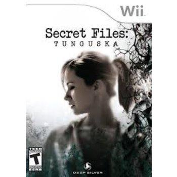 Wii Secret Files Tunguska kopen