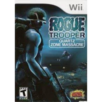 Wii Rogue Trooper - The Quartz Zone Massacre