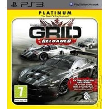 PS3 Racedriver GRID Reloaded