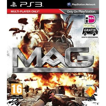 PS3 MAG (Massive Action Game)