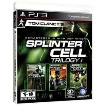 PS3 Splinter Cell Trilogy