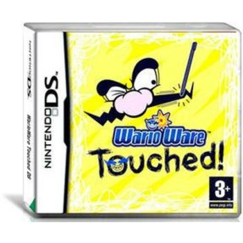 DS Wario Ware (Warioware) Touched