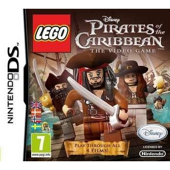 DS LEGO Pirates Of The Caribbean