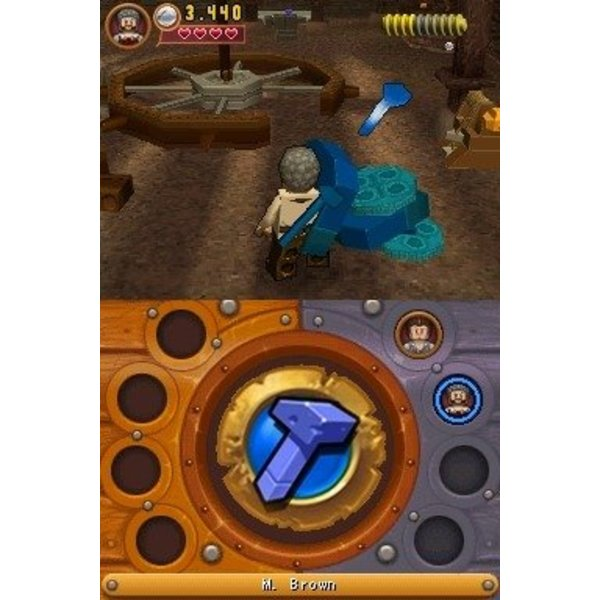 DS Used: LEGO Pirates Of The Caribbean
