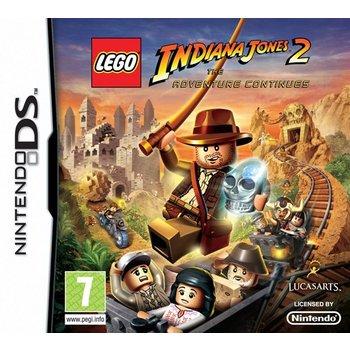 DS LEGO Indiana Jones 2