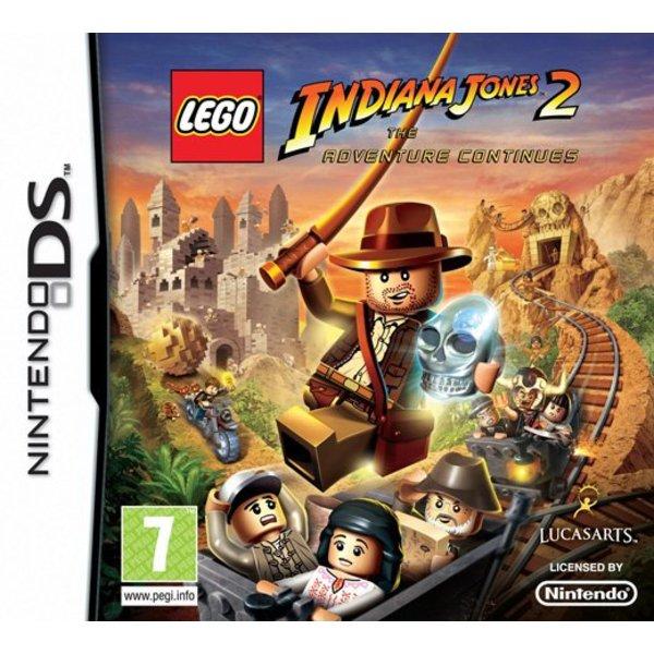 DS Used: LEGO Indiana Jones 2