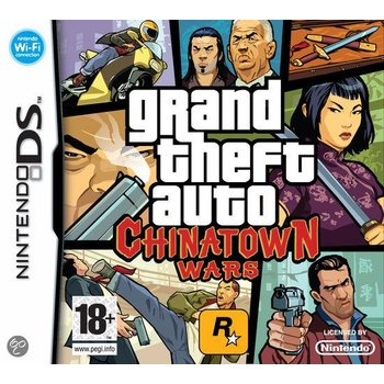 DS Grand Theft Auto Chinatown Wars kopen