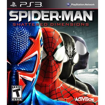 PS3 Spider-Man Shattered Dimensions kopen