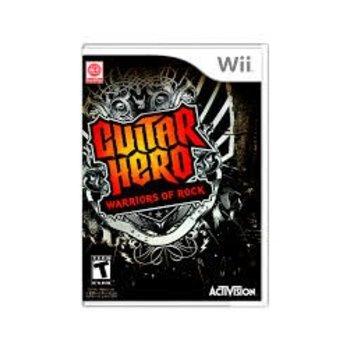 Wii Guitar Hero Warriors of Rock kopen