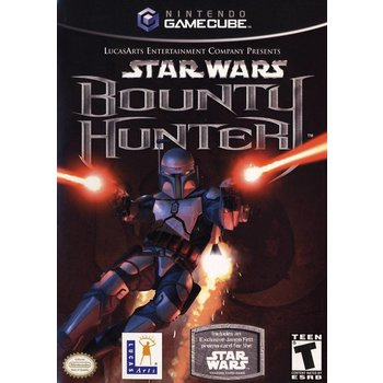 Gamecube Star Wars Bounty Hunter