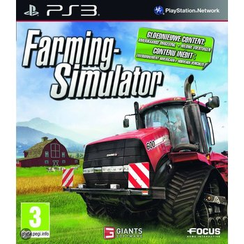 PS3 Farming Simulator