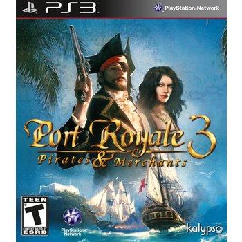 PS3 Port Royale 3 kopen