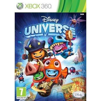 Xbox 360 Disney Universe