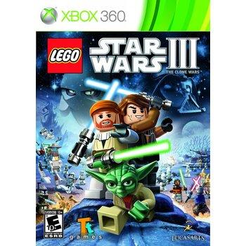 Xbox 360 LEGO Star Wars 3 (Starwars III): The Clone Wars kopen