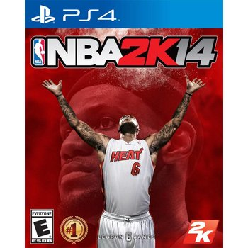 PS4 NBA 2K14 kopen
