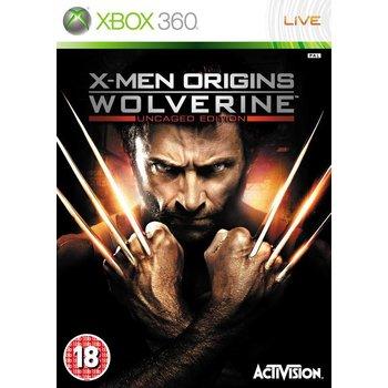 Xbox 360 X-Men Origins: Wolverine