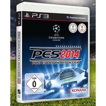 PS3 PES 2014 kopen