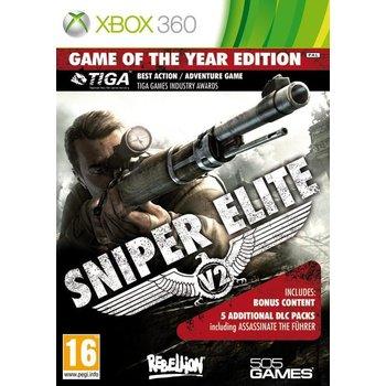 Xbox 360 Sniper Elite V2 Game of the Year kopen