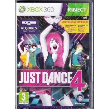 Xbox 360 Just Dance 4 Kinect kopen