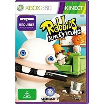Xbox 360 Rabbids: Alive And Kicking - Kinect