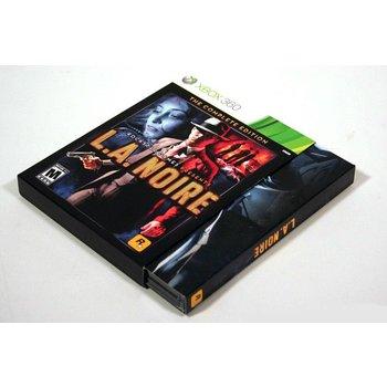 Xbox 360 LA Noire (L.A. Noire) Complete Edition