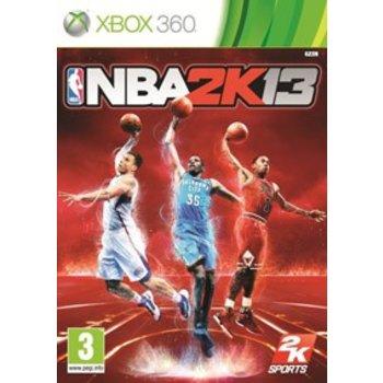 Xbox 360 NBA 2K13