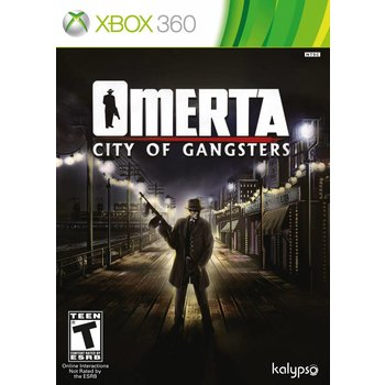 Xbox 360 Omerta City Of Gangsters kopen