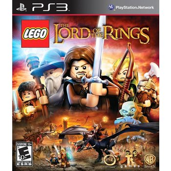 PS3 LEGO Lord of the Rings kopen