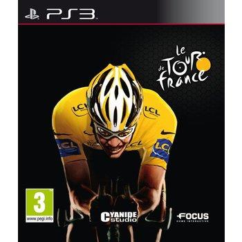 PS3 Tour De France 2011