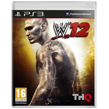 PS3 WWE 12 (2K12) kopen