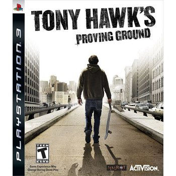 PS3 Tony Hawk´s Proving Ground