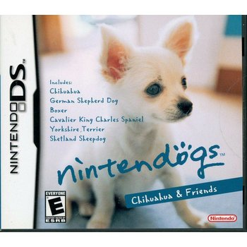 DS Nintendogs Chihuahua