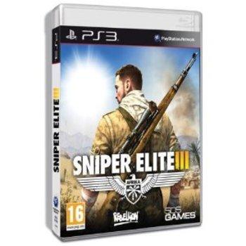 PS3 Sniper Elite 3 (III)