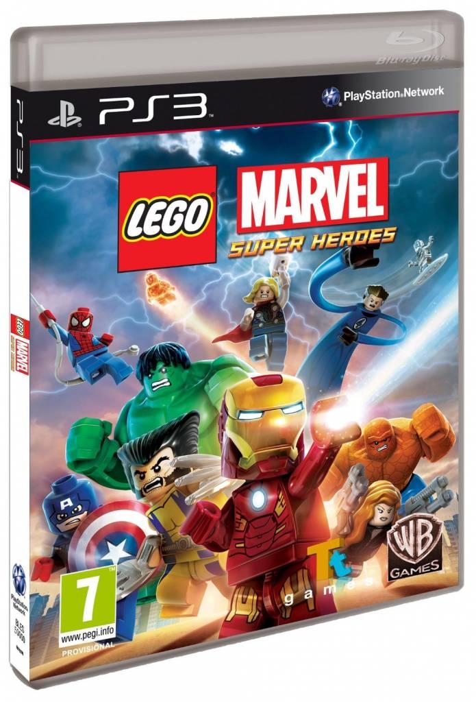 Lego Games For Ps3 : Lego marvel super heroes bestellen voor maar