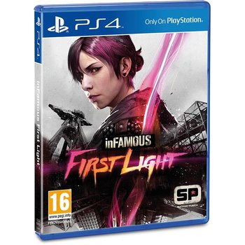 PS4 inFamous First Light kopen
