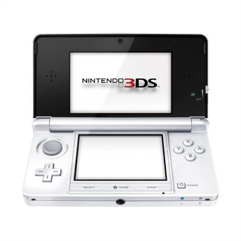3DS Nintendo 3DS Ice White (Wit)