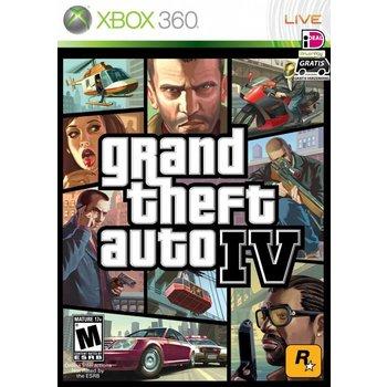 Xbox 360 GTA IV kopen
